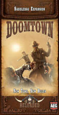 Doomtown Reloaded: Saddlebag Expansion #1 - New Town, New Rules - NEW Sealed