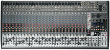 Behringer Eurodesk SX3242FX 32-Input Studio Live Mixer with Effects