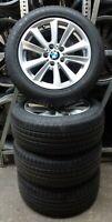 4 BMW Sommerräder Styling 236 225/55 R17 5er F10 F11 6er F06 F12 F13 6780720 TOP