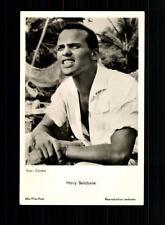 Harry Belafonte UFA AK 50er Jahre Postkarte  Nr. FK 3788 + P 6310