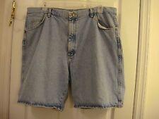 Men's Wrangler Denim Slightly Distressed Shorts Size 42