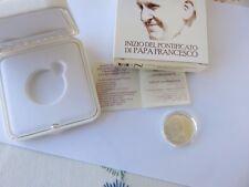 "Vatican - 2013 - 5 Euro Argent ""Inizio Pontificato di Papa Francesco - Proof BE"