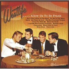 Allow Us to Be Frank by Westlife (CD, Nov-2004, Sony Music)