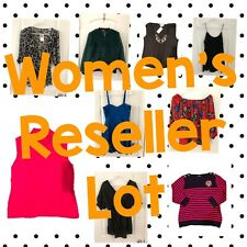 Nwt Womens Clothing Wholesale Reseller Bundle Box Lot Min Retail $500+