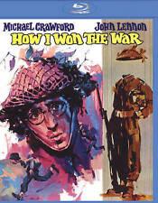 BLU-RAY How I Won the War (Blu-Ray) NEW John Lennon