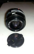 Minolta / Sony Alpha fit 35-70mm 1:4(22) AF Mini Beercan Macro Zoom Lens very gc