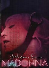 MADONNA 2006 CONFESSIONS  WORLD TOUR CONCERT PROGRAM BOOK / WITH STICKERS