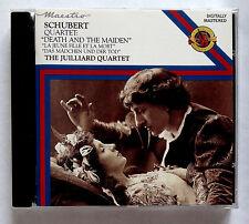 Schubert D Minor String Quartet Juilliard CD