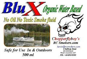 BluX water based organic Upgrade Kit  All Super Smoker