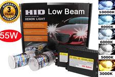 Xenon H7 6000K White HID Low Beam HeadLight Conversion Replacement Bulb Kit M