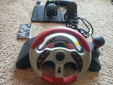 Mad Catz Universal MC2 Steering Wheel and Petals, Xbox, GameCube & PS1/PS2