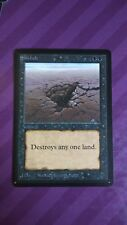 MTG x1 Beta SINKHOLE M/NM unplayed see pictures Fazmataztical_dragon