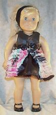 """Doll Clothes Made 2 Fit American Girl 18"""" inch Costume Rock Star"""