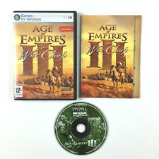 Age of Empires 3 III The War Chiefs Jeu Sur PC (warchiefs)
