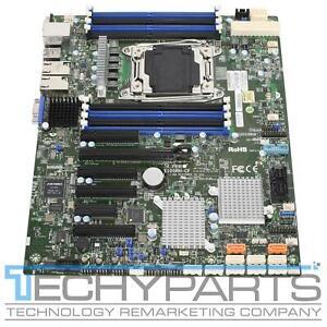 Supermicro X10SRH-CF ATX Intel C612 E5-16xx v3/4 LGA2011-3 DDR4 ATX Motherboard