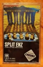Pre-owned ~ Conflicting Emotions by Split Enz (Music Cassette, 1983, A&M Records