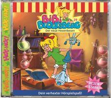 CD * BIBI BLOCKSBERG - HÖRSPIEL 029 - DER NEUE HEXENBESEN # NEU OVP KX