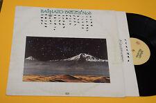 BATTIATO LP L'ARCA DI NOE 1°ST ORIG 1982 EX CON INNER TESTI