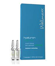 Wellmaxx Hyaluron Gesichtspflege Ampullen + Aloe Vera 7 X 2 ml, 5500136