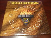 SUNFLY KARAOKE DISC SFNS BEST OF NORTHERN SOUL CASINO CLASSICS CD+G 19 TRACKS