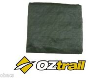OZTRAIL  ULTRAMESH 8FT x 8FT GROUND SHADE CLOTH TARP INCLUDES MESH CARRY BAG
