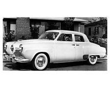 1951 Studebaker Champion 4 Door Sedan Factory Photo uc6131