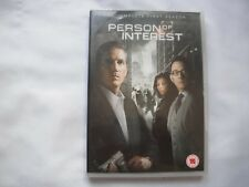 Person of Interest - Complete Season 1 (2013, 6 Disc DVD Set) US Crime Drama