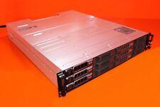DELL POWERVAULT MD1200 - 1x 2 TB 6 Gbps SAS 2x controlador SAS 2x PSU Kit De Rack