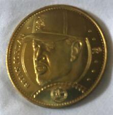 1997 Pinnacle Mint Collection #29 BRIAN JORDAN Cardinals BRASS COIN & CARD