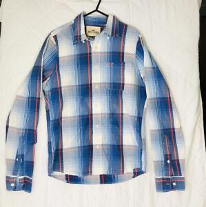 Mens Hollister Longsleeve Shirt Size M