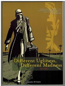 Different Ugliness, Different Madness (2005, Paperback) Marc Moles TPB