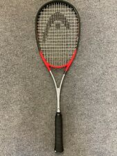 Head Ti 140G Strung (Squash Racket Racquet Titanium Red 140 Ti.140 )