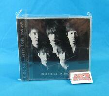 Avex Entertainment Tohoshinki Best Selection 2010 2 CD and 1 DVD Set