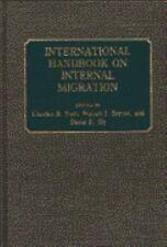 International Handbook on Internal Migration-ExLibrary