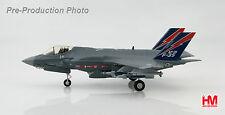 """HOBBY MASTER 1:72 HA4402 LOCKHEED F-35A LIGHTNING II """"AF-01"""" MIB"""