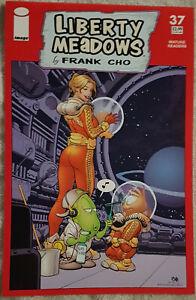 Liberty Meadows #37 2006 - Frank Cho Image Comics US