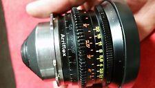 Arri Arriflex 35 Cine Camera Prime Carl Zeiss Distagon 16mm T2,1 PL Mount Lens