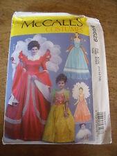 "PATRON  ""McCALL'S COSTUMES ROBE REINE ET PRINCESSE ENFANT TAILLE 3-4/5-6/7-8"