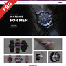 Dropshipping Website | WATCHES STORE | Profitable Business For Sale