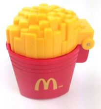 McDonald's Happy Meal Toy Flip Top Food Spinners 1996 Fries
