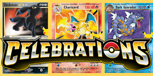 2021 Pokemon Celebrations 25th Anniversary Singles - Choose Your Card! - All NM