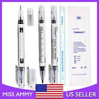 Medical Surgical Scribe Pen&Sterile Surgical Ruler Tattoo Makeup Skin Marker Set