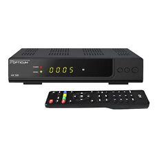 Opticum HD X300 plus HDTV SAT Receiver - Schwarz