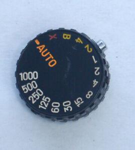 Minolta XE-7 Shutter Speed Dial Ring Vintage SLR 35mm Film Camera Parts