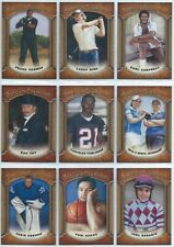 2014 Upper Deck Goodwin Champions Base SP SSP You Pick the Card Finish Your Set