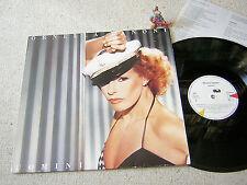 Ornella VANONI UOMINI 1983 German LP + OIS CGD 205878, L. dalla Gerry Mulligan