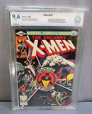 THE UNCANNY X-MEN #139 (Heather Hudson 1st app.) CBCS 9.6 NM+ Marvel1980 cgc