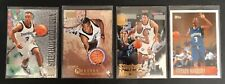 Stephon Marbury 4-card Rookie Lot NBA Basketball Trading Cards - Ducks All-Star