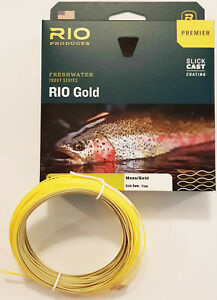 Rio Premier Gold WF-5-Floating - Neu  und ungefischt