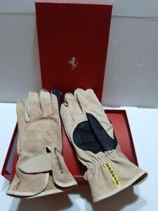 Ferrari 599 GTB factory gloves